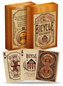 Pokerkaarten Bourbon Deck Bicycle