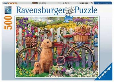 Ravensburger Puzzel Dagje uit in de Natuur