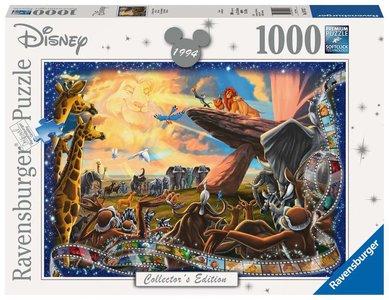 Ravensburger Puzzel Disney: Lion King