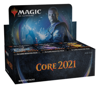 MTG Core 2021 BO
