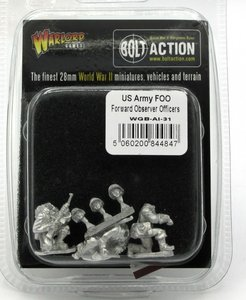 Warlord Games Bolt Action US Army FOO team
