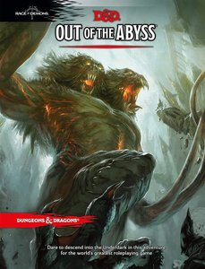 D&D 5.0 - Out of the Abyss Rage of Demons