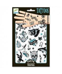 Djeco Tattoos Dark Side