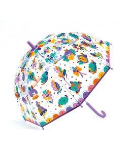 Djeco Kinderparaplu Regenboog