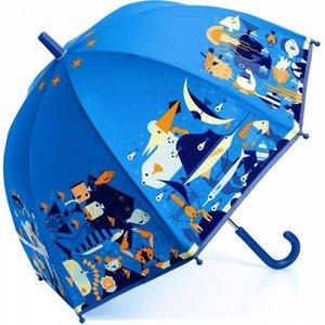 Djeco Kinderparaplu Zeewereld