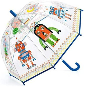 Djeco Kinderparaplu Robots