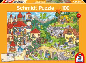 Schmidt Puzzel Een Sprookjesachtig Koninkrijk