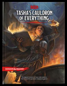 D&D 5.0 - Tasha's Cauldron of Everything