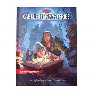 D&D 5.0 - Candlekeep Mysteries