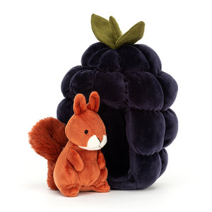 Jellycat Brambling Squirrel