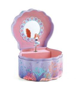 Djeco Musical Box - Enchanted Mermaid