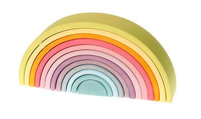 Grimm's Grote Pastel Regenboog 12-delig