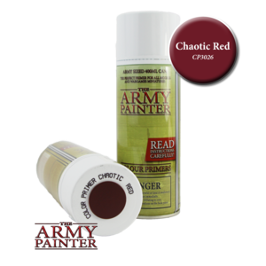 The Army Painter Chaotic Red Primer CP3026
