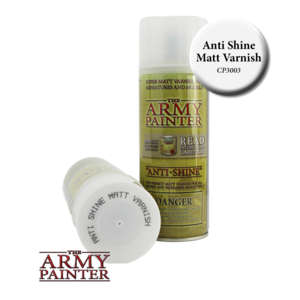 The Army Painter Anti Shine Matt Varnish CP3003