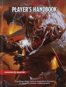 D&D 5.0 Players Handbook
