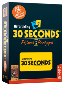 30 Seconds: De Uitbreiding 999-Games