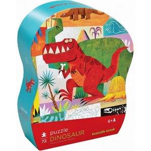 Crocodile Creek Puzzel Dinosaurus