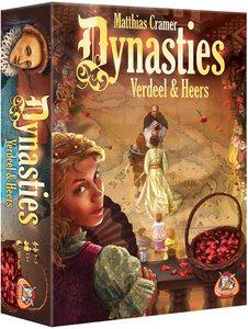 Dynasties White Goblin Games