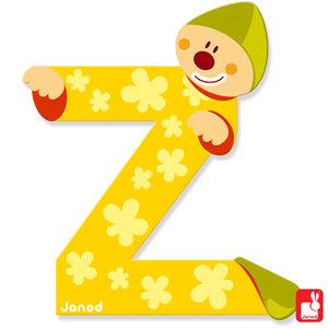 Janod Clown Letter Z