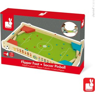 Janod Flippervoetbal
