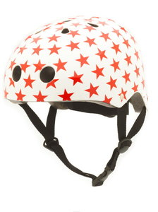 Coconuts Red Stars Helm