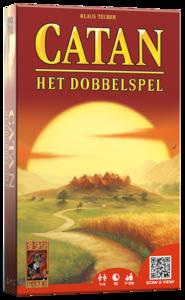 Catan Het Dobbelspel 999-Games