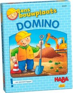 Bens bouwplaats Domino Haba