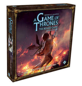 Game of Thrones: Mother of Dragons 2th expansion