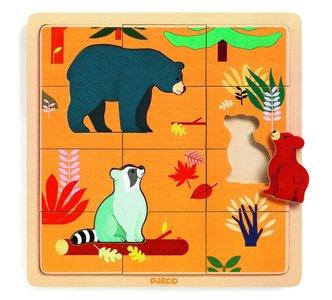 Djeco Puzzle Canada