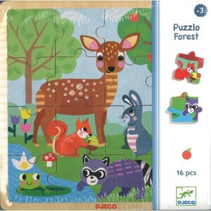 Djeco Puzzle Forest
