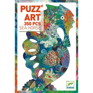 Djeco Puzz Art - Sea Horse 350 pcs