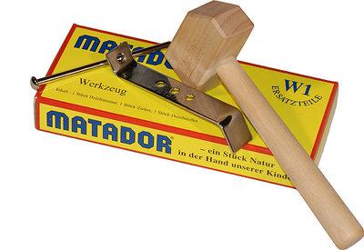 Matador Gereedschapsset W1
