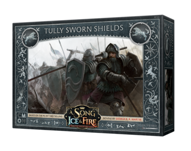 A Song of Ice & Fire Tully Sword Shields