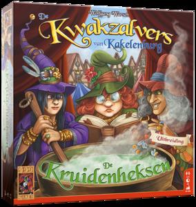 De Kwakzalvers van Kakelenburg: De Kruidenheksen 999 Games