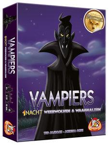 1 Nacht Weerwolven & Waaghalzen: Vampiers White Goblin Games